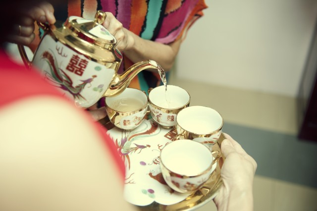 TRADITIONAL DAI KUM (大妗)